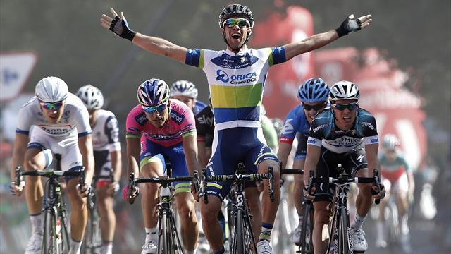 Cycling - Matthews takes stage three, Contador retains GC lead