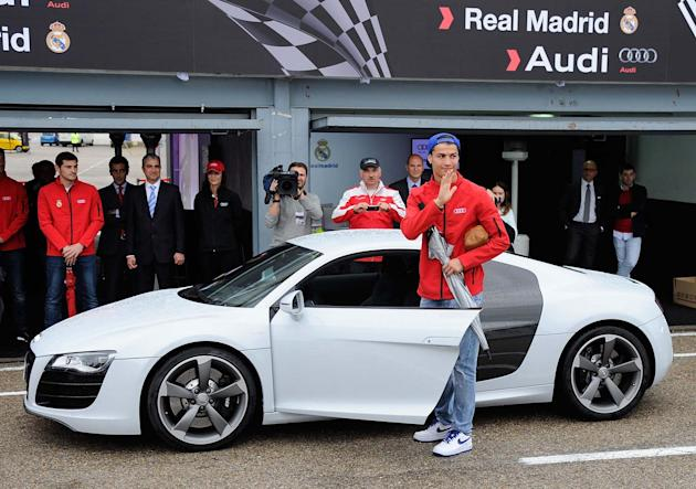 Audi y Real Madrid