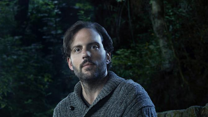 "Silas Weir Mitchell stars as Monroe in ""Grimm."""
