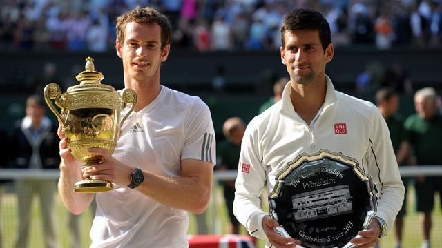 Wimbledon - Djokovic predicts more to come from Murray