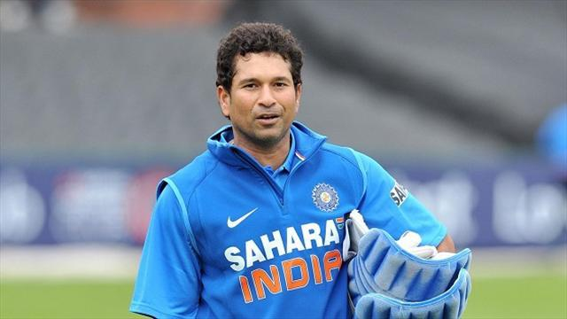 Cricket - Shocked Tendulkar wants 'sincere' steps in scandal probe