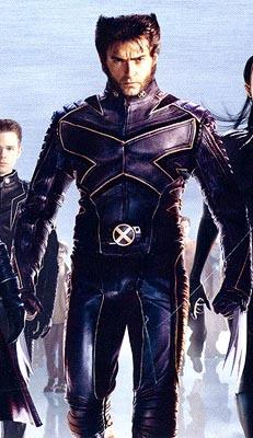 Hugh Jackman as Wolverine in 20th Century Fox's X2: X-Men United