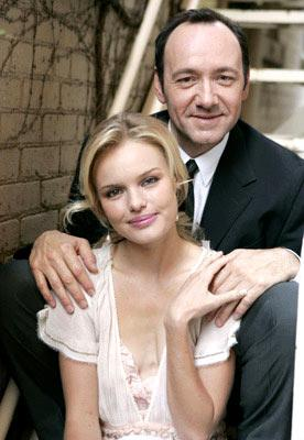 Kate Bosworth and Kevin Spacey 2004 Toronto International Film Festival - Beyond the Sea Portraits