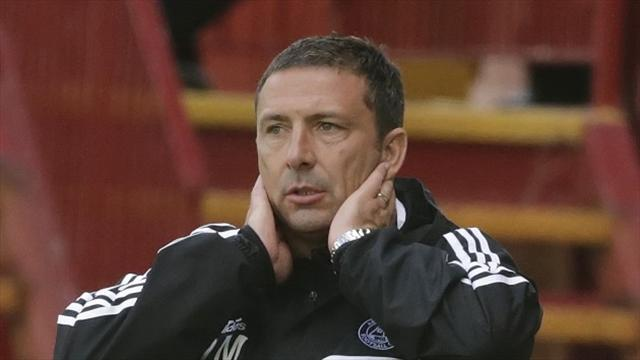 Football - McInnes wants clinical Aberdeen