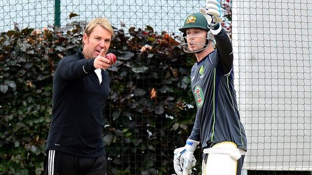 Cricket - Warne hits out at Ponting