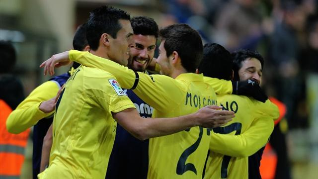 Liga - Perbet brace fires Villarreal to win over Osasuna