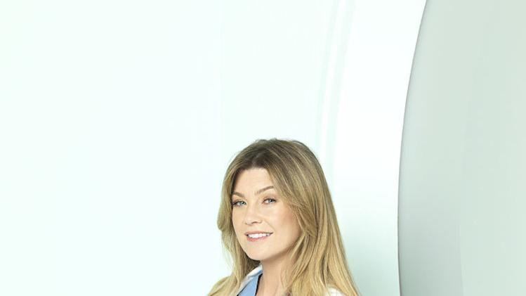 "Ellen Pompeo stars as Meredith Grey in ""Grey's Anatomy."""