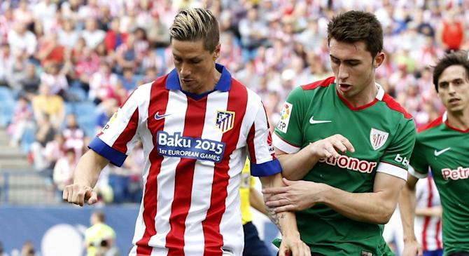 Video: Atletico Madrid vs Athletic Bilbao