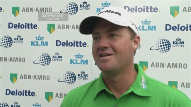 Hanson: Europe 'at their peak' for Ryder Cup