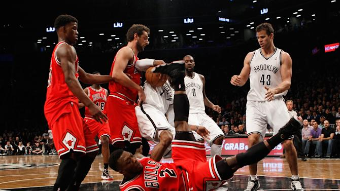 Chicago Bulls v Brooklyn Nets - Game Two