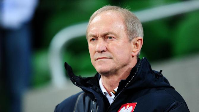 Franciszek Smuda quit as Poland manager after his side were knocked out of Euro 2012