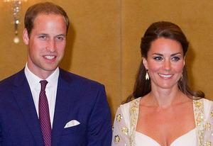 Prince William and Kate Middleton | Photo Credits: Mark Large - Pool/Getty Images