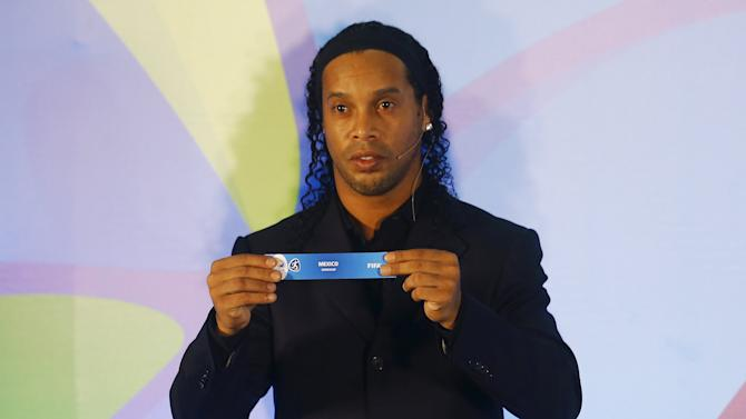 Football Soccer - 2016 Rio Olympics  - Draw for the Olympic Football Tournaments
