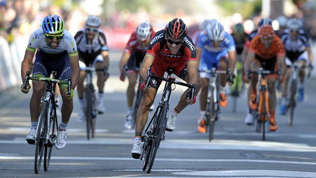 Cycling - Gilbert sprints to De Brabantse Pijl victory