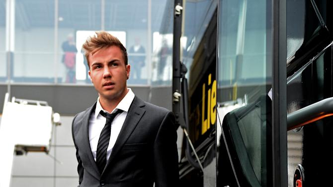 Borussia Dortmund Arrives In Dortmund After The UEFA Champions League Final