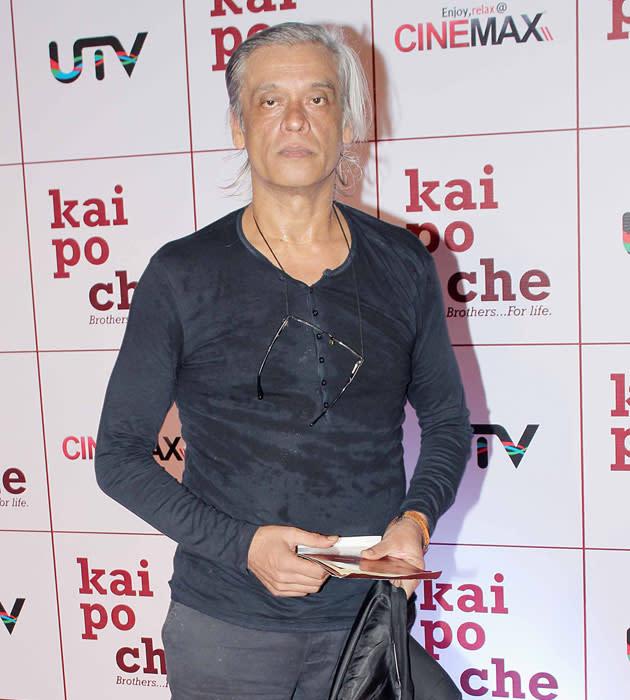 Stars at the Kai Po Che premiere