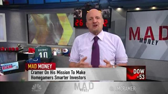 Cramer: Get the market upper hand! My 4 rules to owning s...