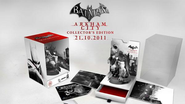 Batman: Arkham City Collector's Edition