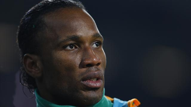 African Cup of Nations - Drogba to lead Ivory Coast