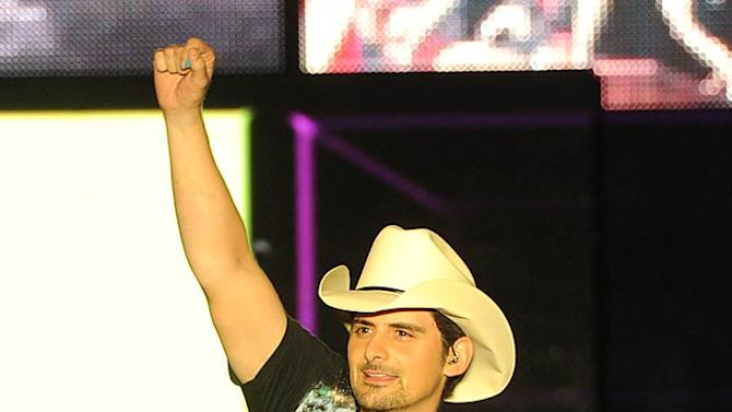 Brad Paisley Country Stampede