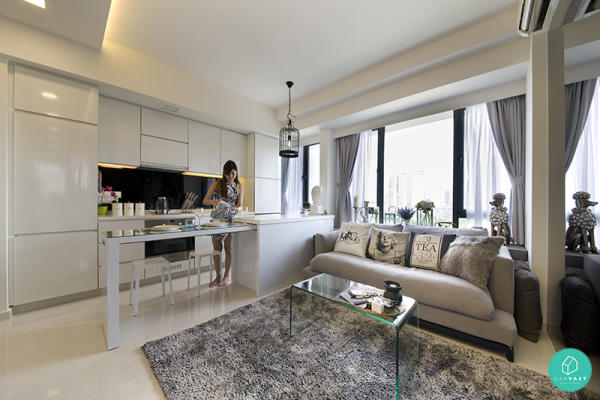 7 small spaces to call home yahoo news singapore for Living room channel 9