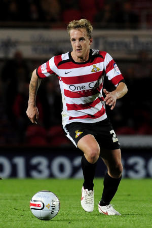James Coppinger could be set to leave Doncaster