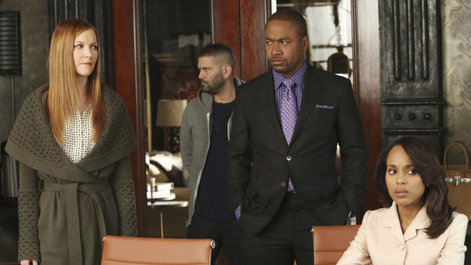 """Snake in the Garden"" -- DARBY STANCHFIELD, GUILLERMO DIAZ, COLUMBUS SHORT, KERRY WASHINGTON"