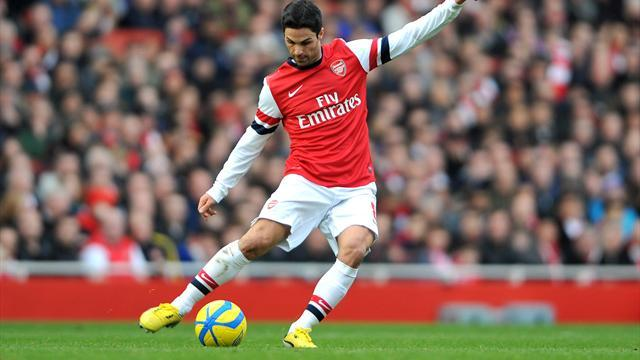 Premier League - Arteta returns for Arsenal