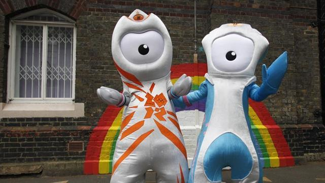 Paralympic and Olympic mascots up for auction