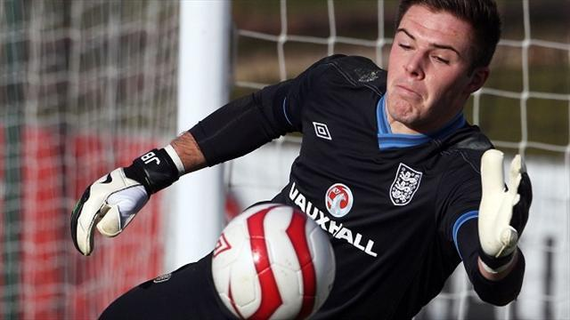 World Cup - Butland aiming for Brazil