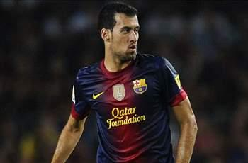 Busquets and Inigo Martinez out of Spain squad