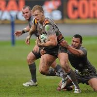 Former Bradford forward Craig Kopczak is a candidate to be Wales' captain