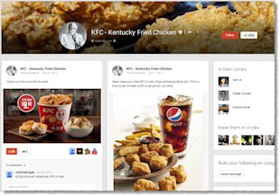 10 Top Brands with the Worst Google Plus Pages image Top brands with the worst Google pages 8