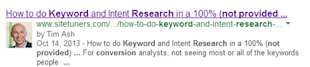 3 Ways To Adapt With Google For 2014 image Kwyword Not Provided Query