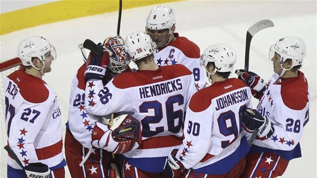 Oates named new coach of Capitals