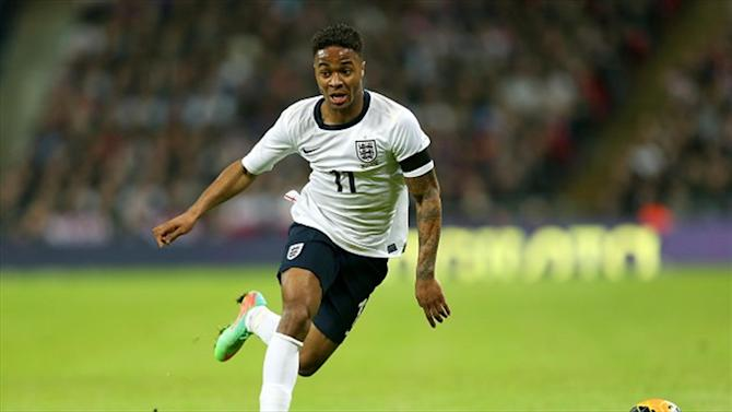 World Cup - Sterling eager for chance in Brazil