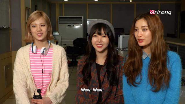 Pops in Seoul :Orange Caramel (Catallena)