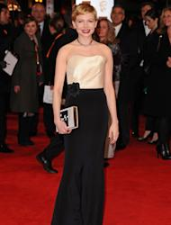 Last night, as the great and the good got dressed up in their finest garb for the BAFTA's, 'My Week with Marilyn' star, Michelle Williams