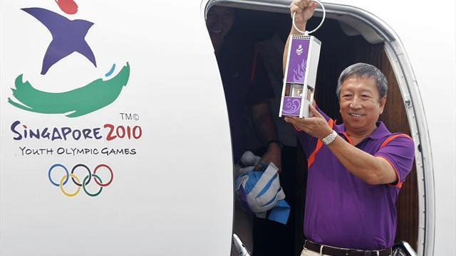 Olympic Games - Singapore's Ser Miang Ng bids for IOC top job