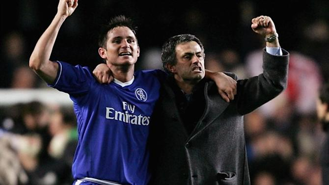 World Cup - Mourinho: Lampard will end England career after World Cup finals