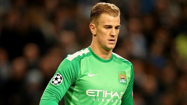 Premier League - Hart: City don't have advantage over Liverpool