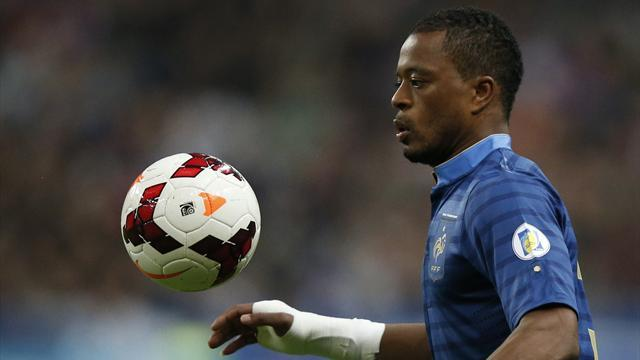 Champions League - Evra inspired by France comeback