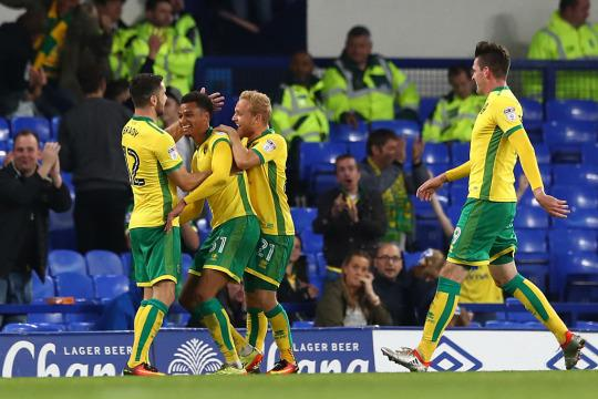 Murphy's in the spotlight again as Josh sinks Everton and fires Norwich into the fourth round
