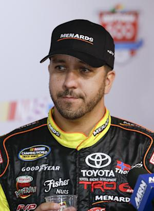 Crafton on standby for Paul Menard