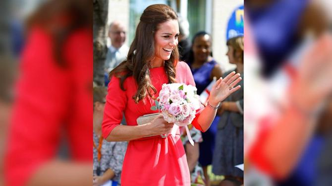 Details of Kate Middleton's Sweet Interactions with Children of Addicted Parents