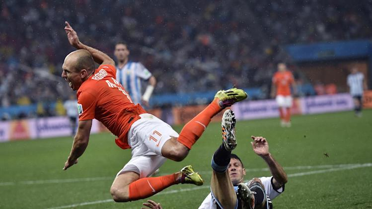FIFA World Cup 2014 Semi Final Netherlands vs Argentina HDTV 720p Full Match Download Free
