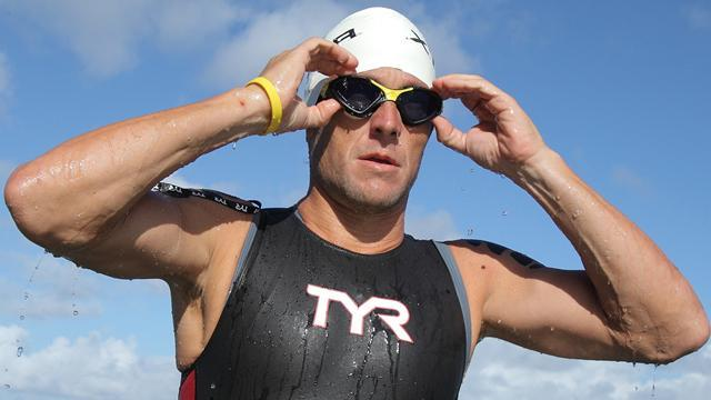 Cycling - Armstrong return scuppered by swimming body