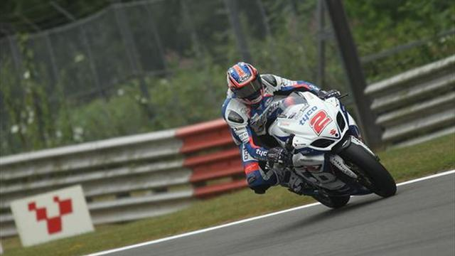 Superbikes - Brands BSB: Brookes clinches first win of the season