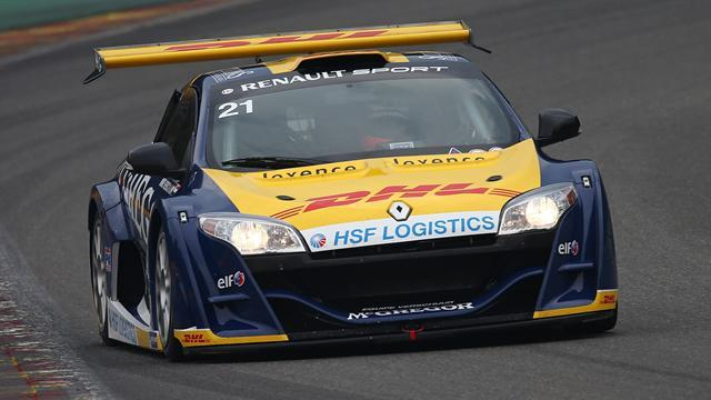 Megane Trophy - Verschuur wins final race of season