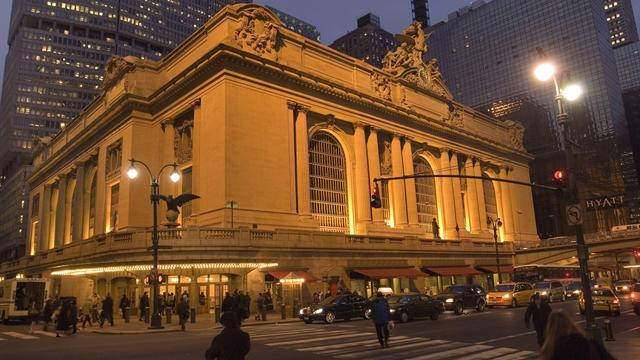 Grand Central Station riddled with history